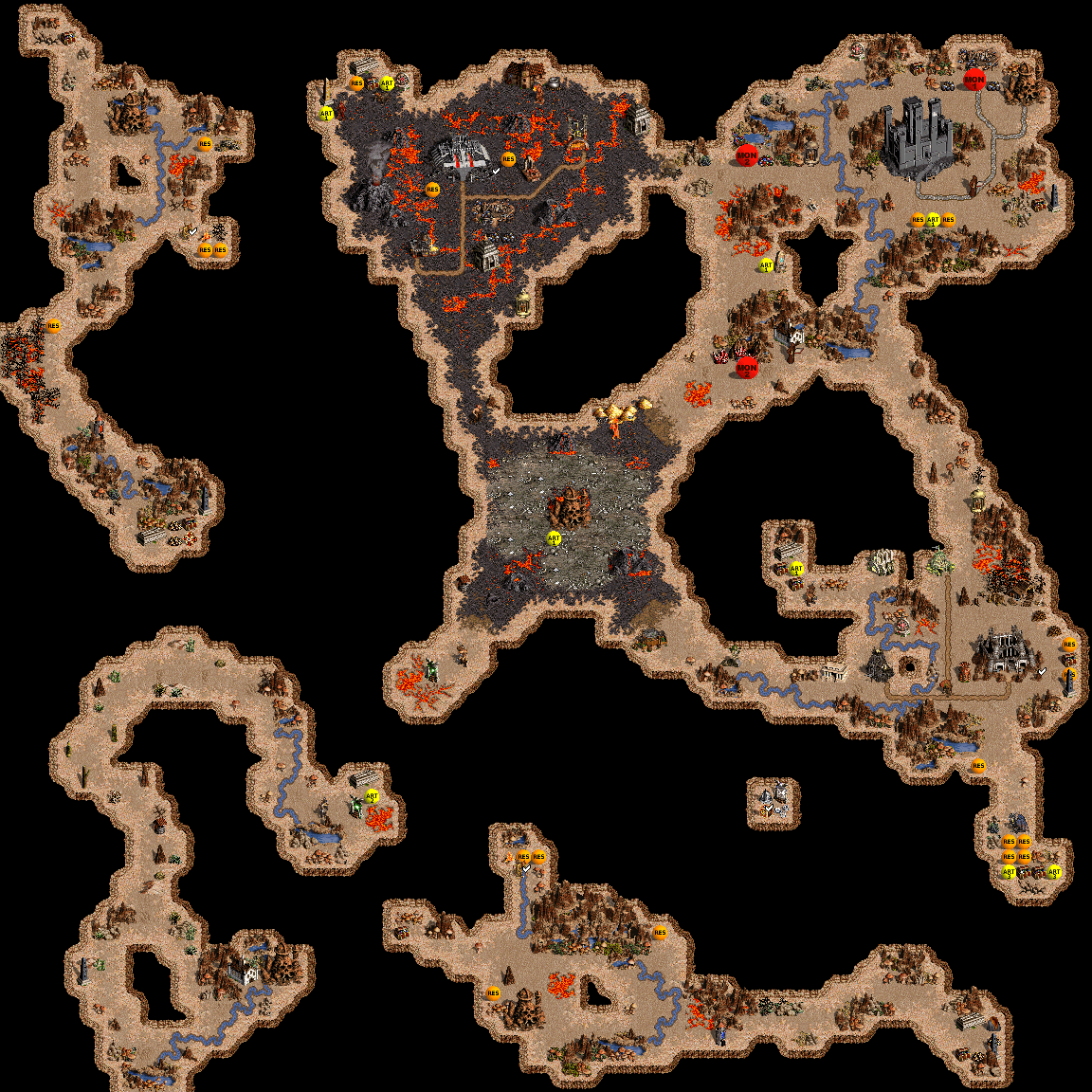 All for One underground map large.png